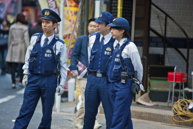 Japanese Drug Laws → There's Zero Tolerance