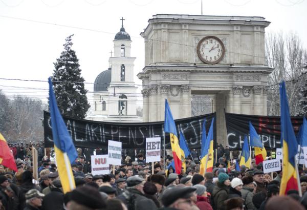 Crime in Moldova