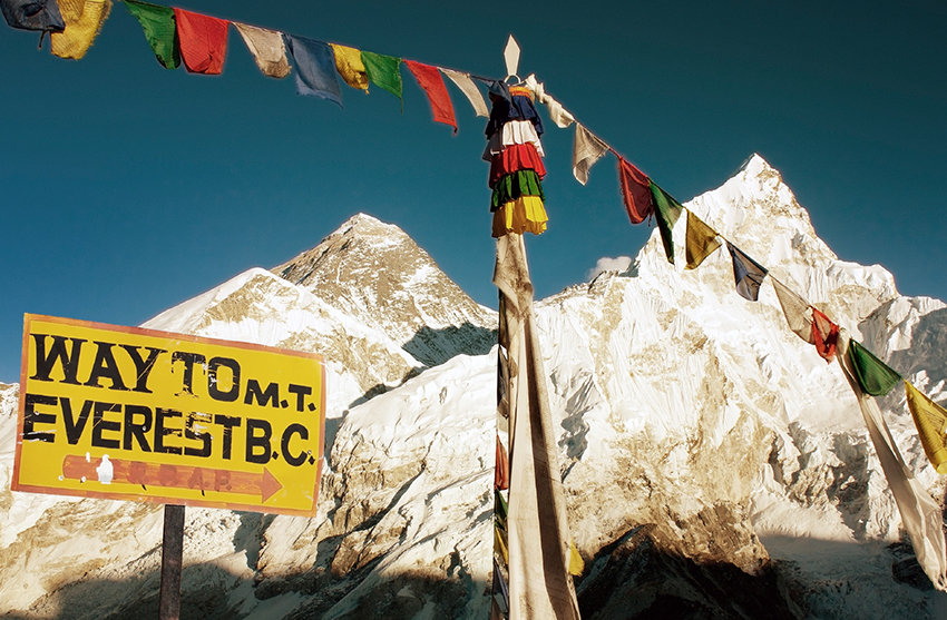 Everest Altitude Sickness