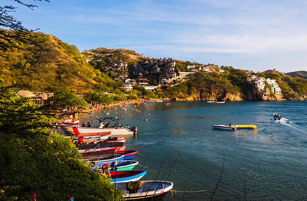 Scuba Diving in Colombia? Here's Why It's Perfect