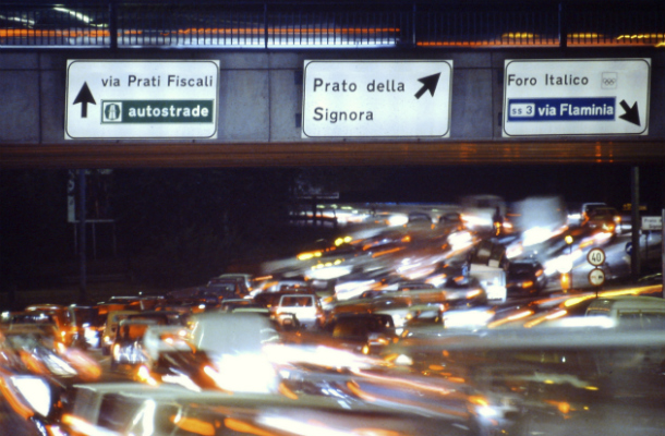 Driving in Italy? Here's a few road safety tips