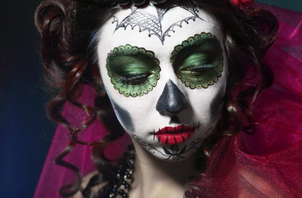 how to join day of the dead festivities