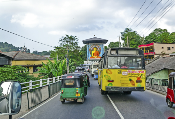 Driving in Sri Lanka - Are You Brave Enough?
