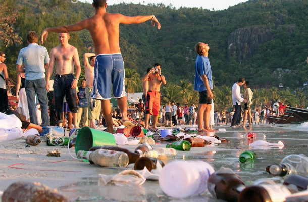 Speaking, would Full moon party girls