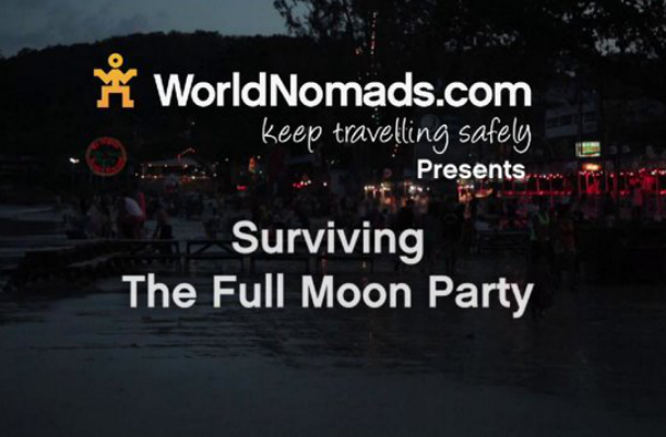 How To Survive Thailand S Full Moon Party